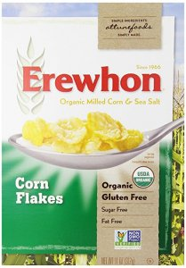 Gluten Free Breaded Baked Chicken with Erewhon Corn Flakes Cereal sarahkayhoffman.com