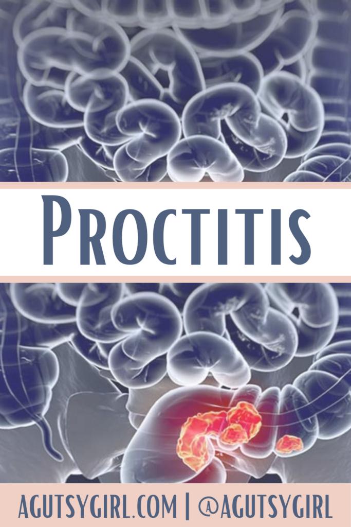 What is Proctitis agutsygirl.com #colitis #proctitis #guthealth