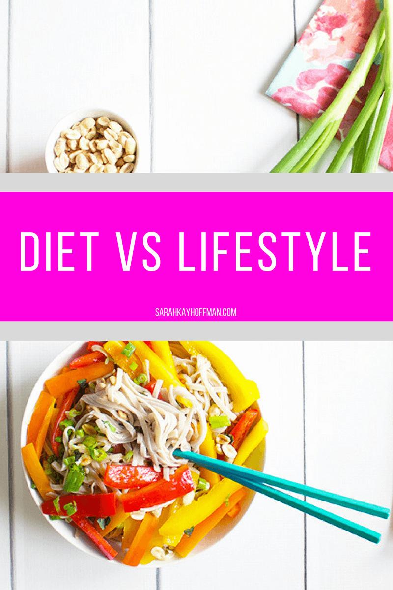 Diet vs Lifestyle sarahkayhoffman.com IBS IBD
