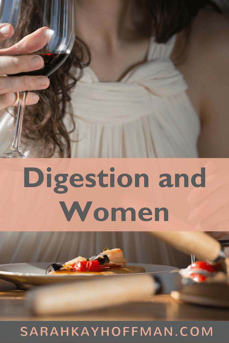 Digestion and Women www.sarahkayhoffman.com #digestivehealth #digestion #healthylifestyle #healthcoach