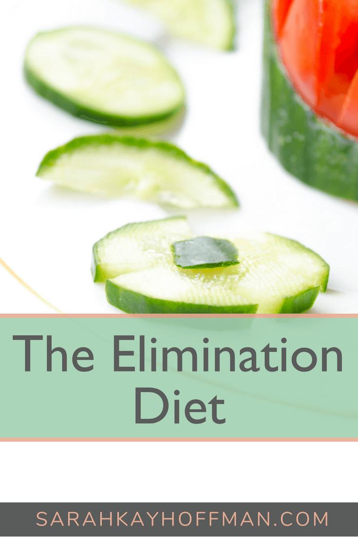 The Elimination Diet www.sarahkayhoffman.com #diet #healthyliving #guthealth #ibs #ibd