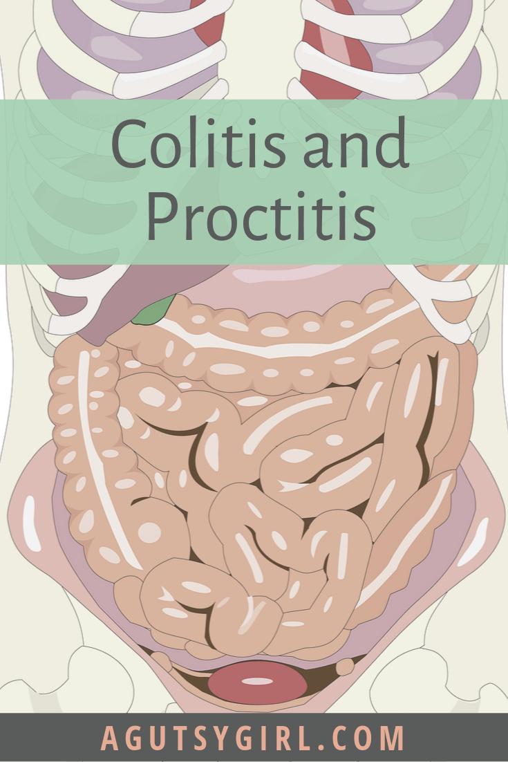 Colitis and Proctitis agutsygirl.com #colitis #guthealth #gut #autoimmune