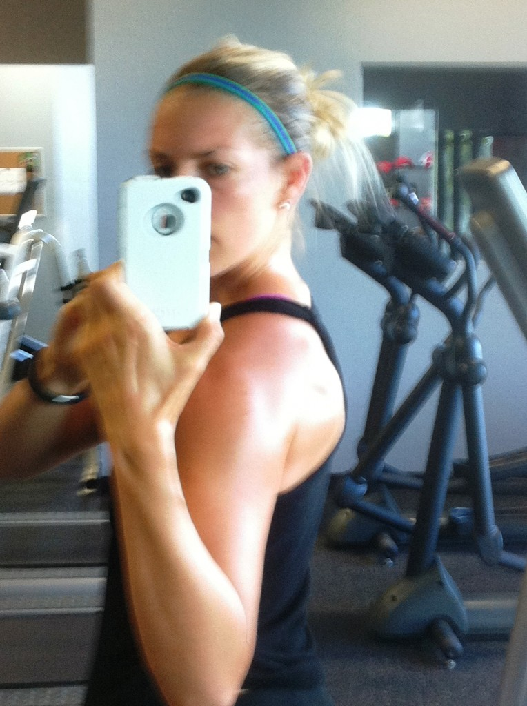 Review Jamie Eason's LIVEFIT TRAINER WORKOUT PROGRAM working out sarahkayhoffman.com