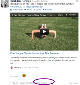 How To Embed a Tweet Into Your Blog Post