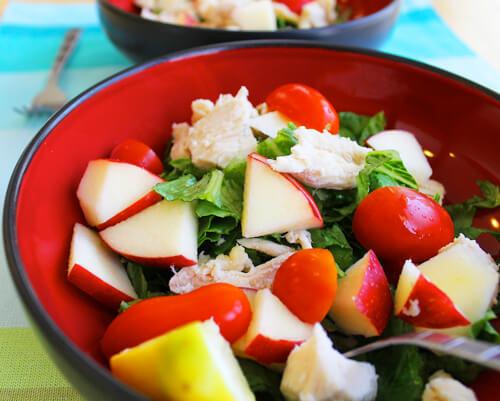 Close Up Salad