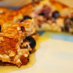 Gluten-Free Blueberry & Cinnamon Cream Stuffed French Toast