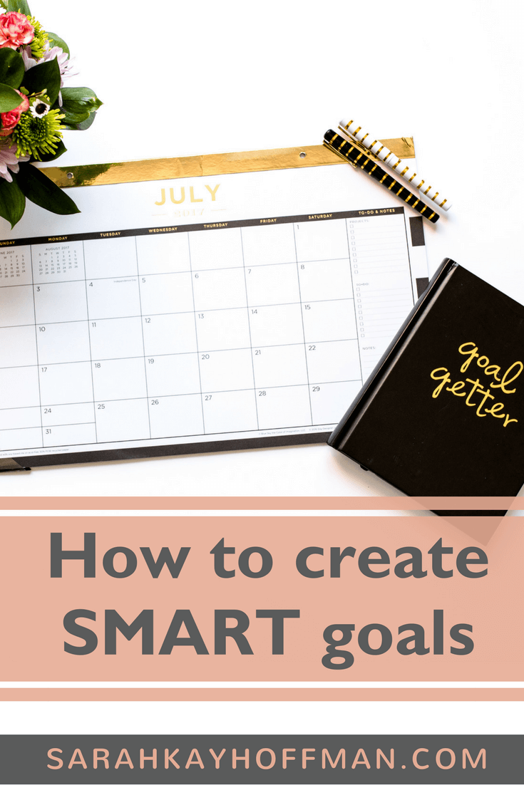 Motivation. Creating SMART Goals. And 101 Days. www.sarahkayhoffman.com #inspire #goals #healthyliving #motivation