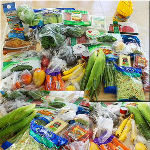 Total Food Collage