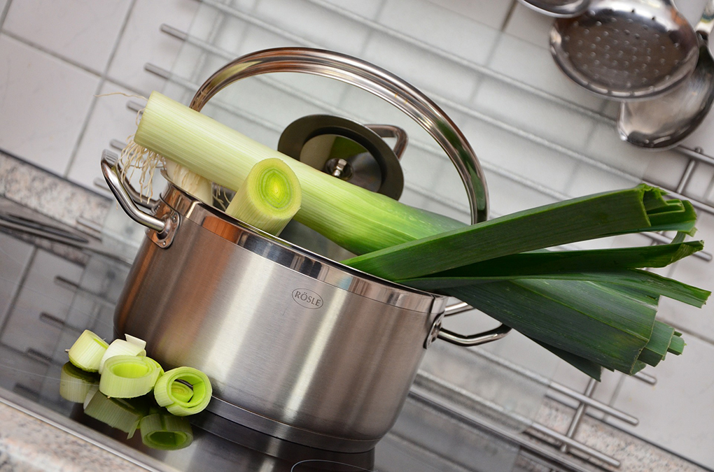Top 10 Tips for Cooking with colitis leeks sarahkayhoffman.com