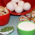 Sweet Potato Hash Breakfast Casserole Ingredients