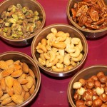 Roasted, Flavored Nuts: Pre-Made Nuts