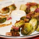 Roasted Garlic Vegetable & Toasty Onion