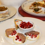 Holiday Cheese 'n Crackers: 3 Ways