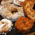 Assorted, Flavored Homemade Donuts {gluten free}