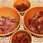 Scharffen Berger Chocolate and Raisins
