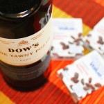 Dow's Fine Tawny Port and Raisins