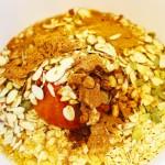Slow-Cooked, Pumpkin Granola Mixture