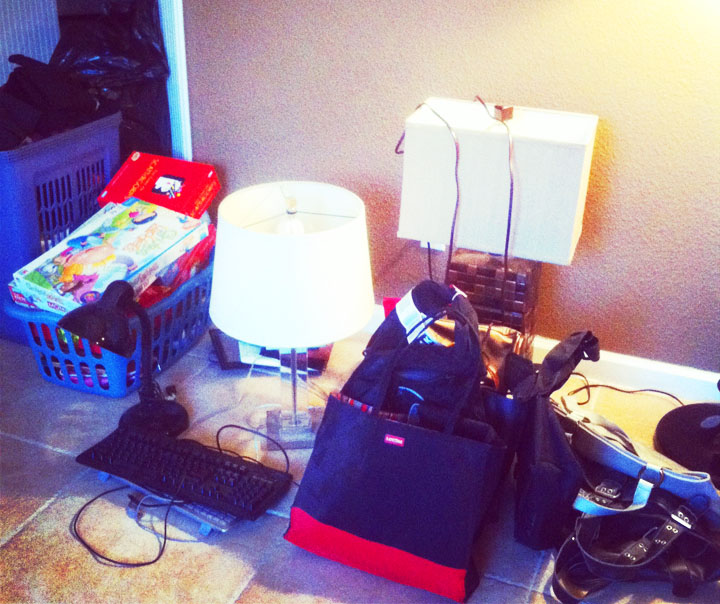Priorities and Purging declutter www.sarahkayhoffman.com