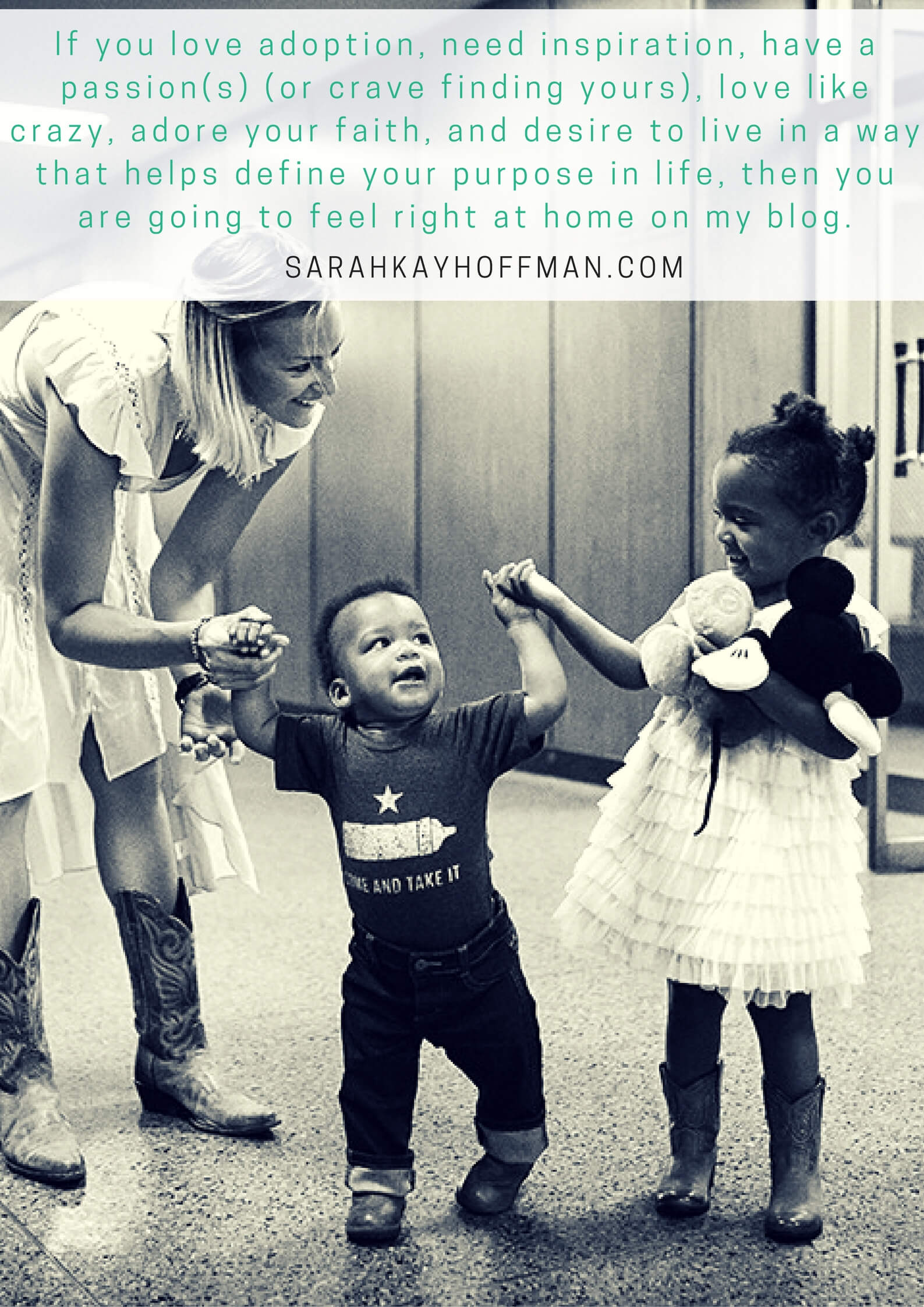 About sarahkayhoffman.com