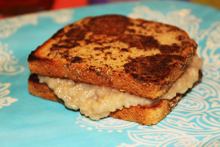 Honey French Toast 1