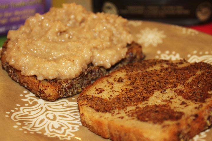 Honey French Toast Half