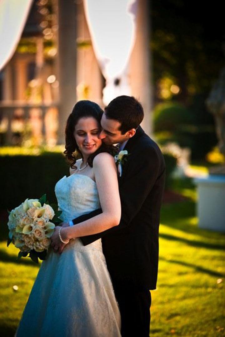 Rebecca Kaplan and Husband