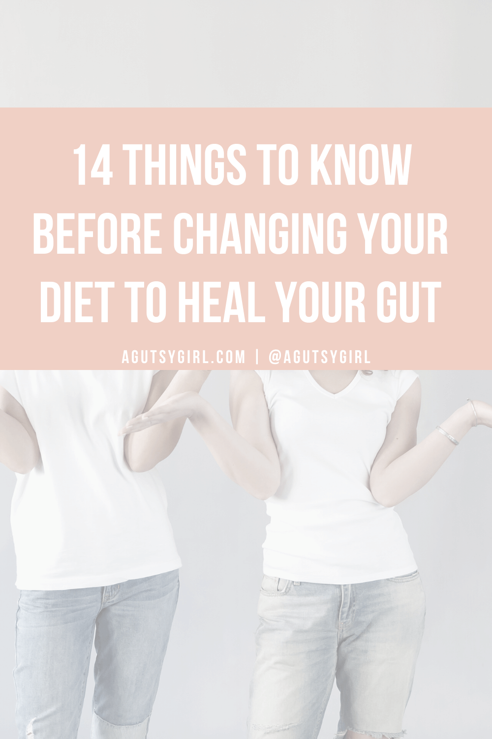 14 Things to Know Before Changing Your Diet to Heal Your Gut agutsygirl.com #guthealth #journaling #guthealing