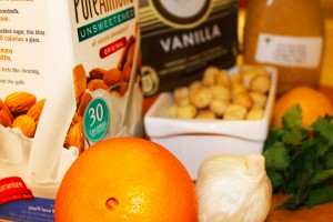 Cream Sauce Ingredients 2