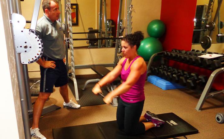 Molly Arnold Gym