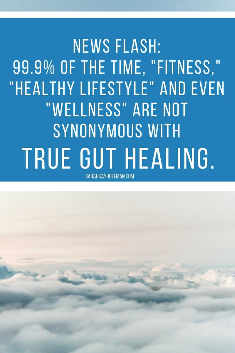 101 Days Healing sarahkayhoffman.com True gut heal quote quotes