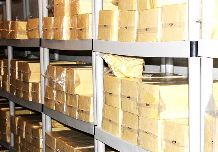 Cheese ferments in fridge for 60 days www.agutsygirl.com