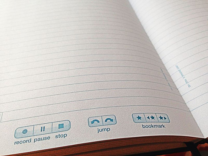 Notebook. Always bring a pen and paper. sarahkayhoffman.com
