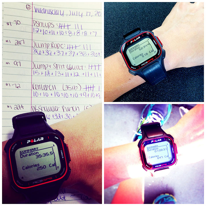 RC3 GPS. #running & multisport watch with integrated GPS