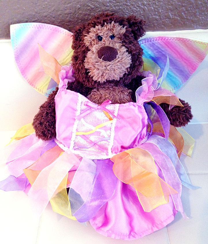 kathleen the bear. adoption. via www.agutsygirl.com