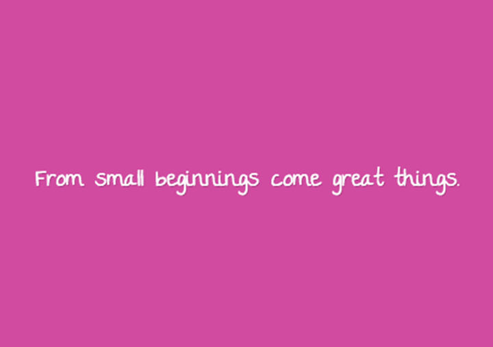 From small beginnings come great things #preemie #adoption www.agutsybaby.com