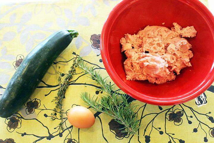 Baked Breakfast Turkey Patties recipe via www.agutsygirl.com Ingredients