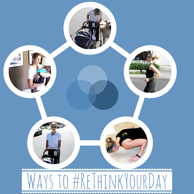 5 Ways to #ReThinkYourDay via www.agutsygirl.com