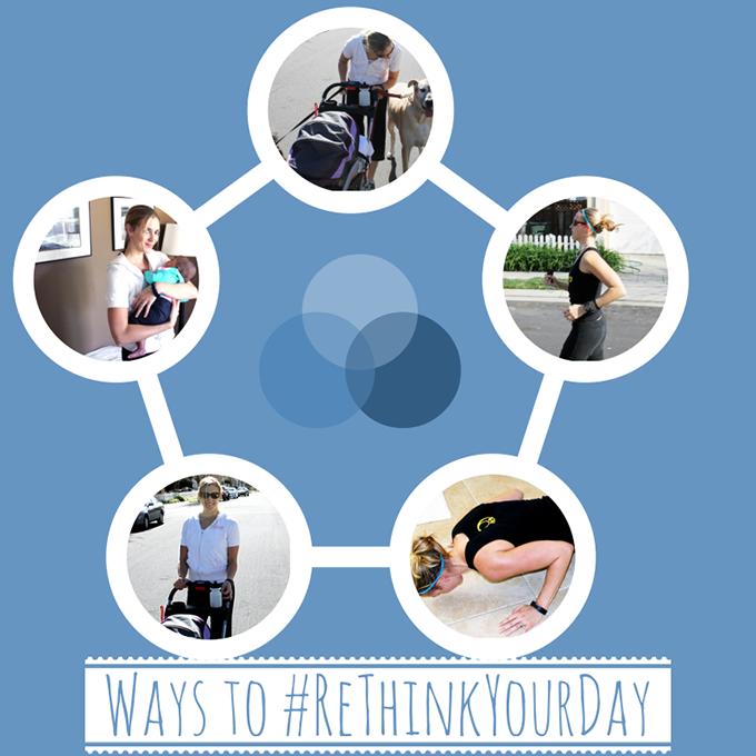 5 Ways to #ReThinkYourDay via www.agutsygirl.com