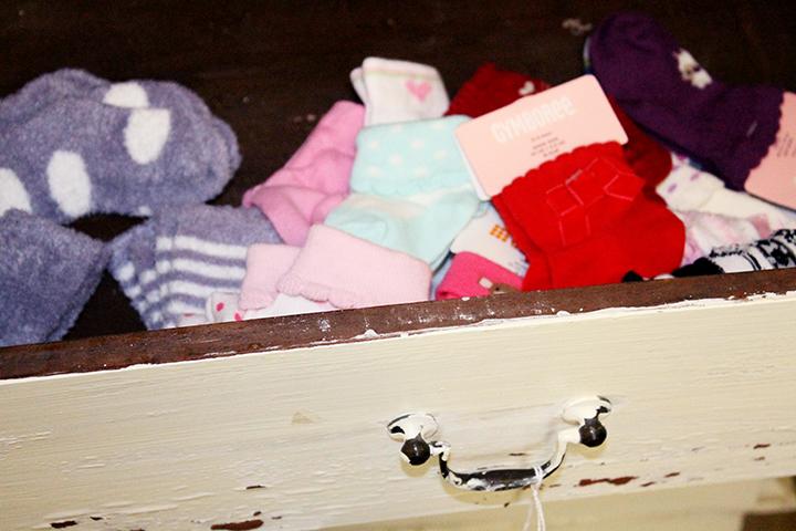 How to Baby Dresser Organization beginning www.sarahkayhoffman.com