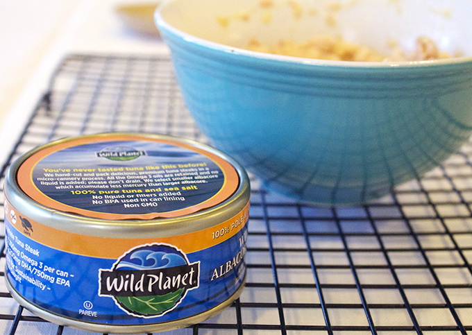 Tuna Mayo Mixture Can Wild Planet Tuna