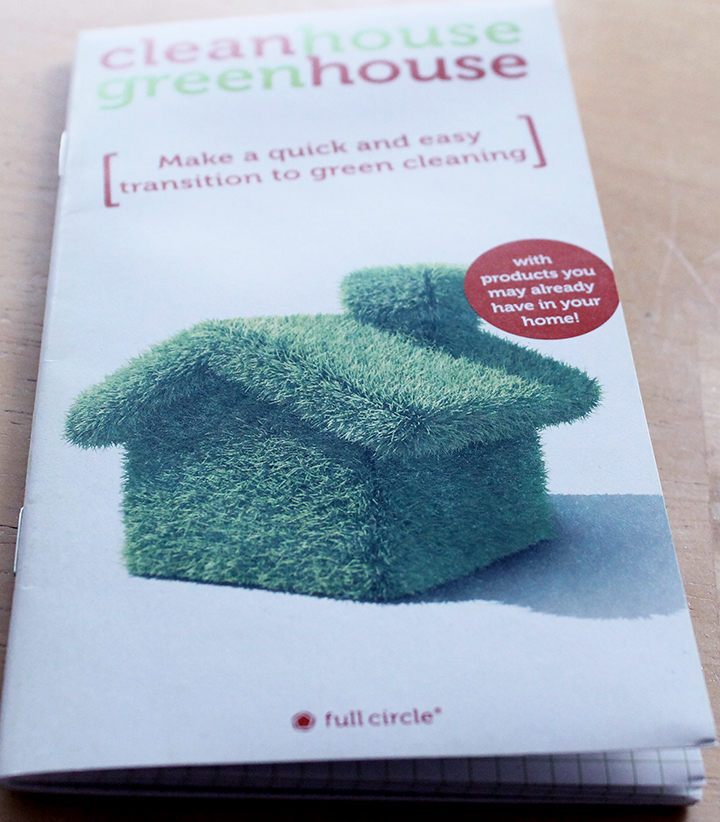 clean house green house cleaning guide full circle and Mighty Nest via www.agutsybaby.com