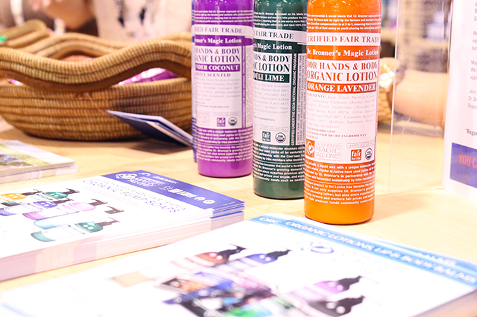 Dr. Bronner's Magic Soaps Review from Expo West 2014 via www.agutsygirl.com