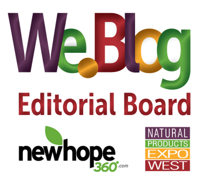 We.Blog Editorial Board for #ExpoWest 2014 Natural Food Expo West @SarahKayHoffman http://deliciousliving.com/author/sarah-kay-hoffman