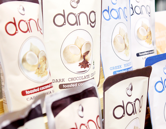 dang foods Review from Expo West 2014 via www.agutsygirl.com