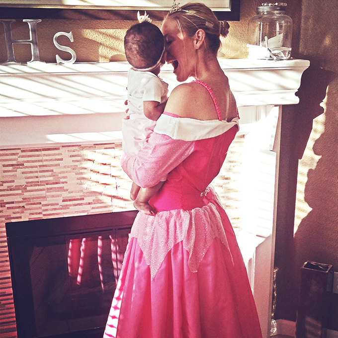 Princess and Momma Aurora What Makes a Mother #MothersDay #Adoption www.agutsygirl.com.jpg