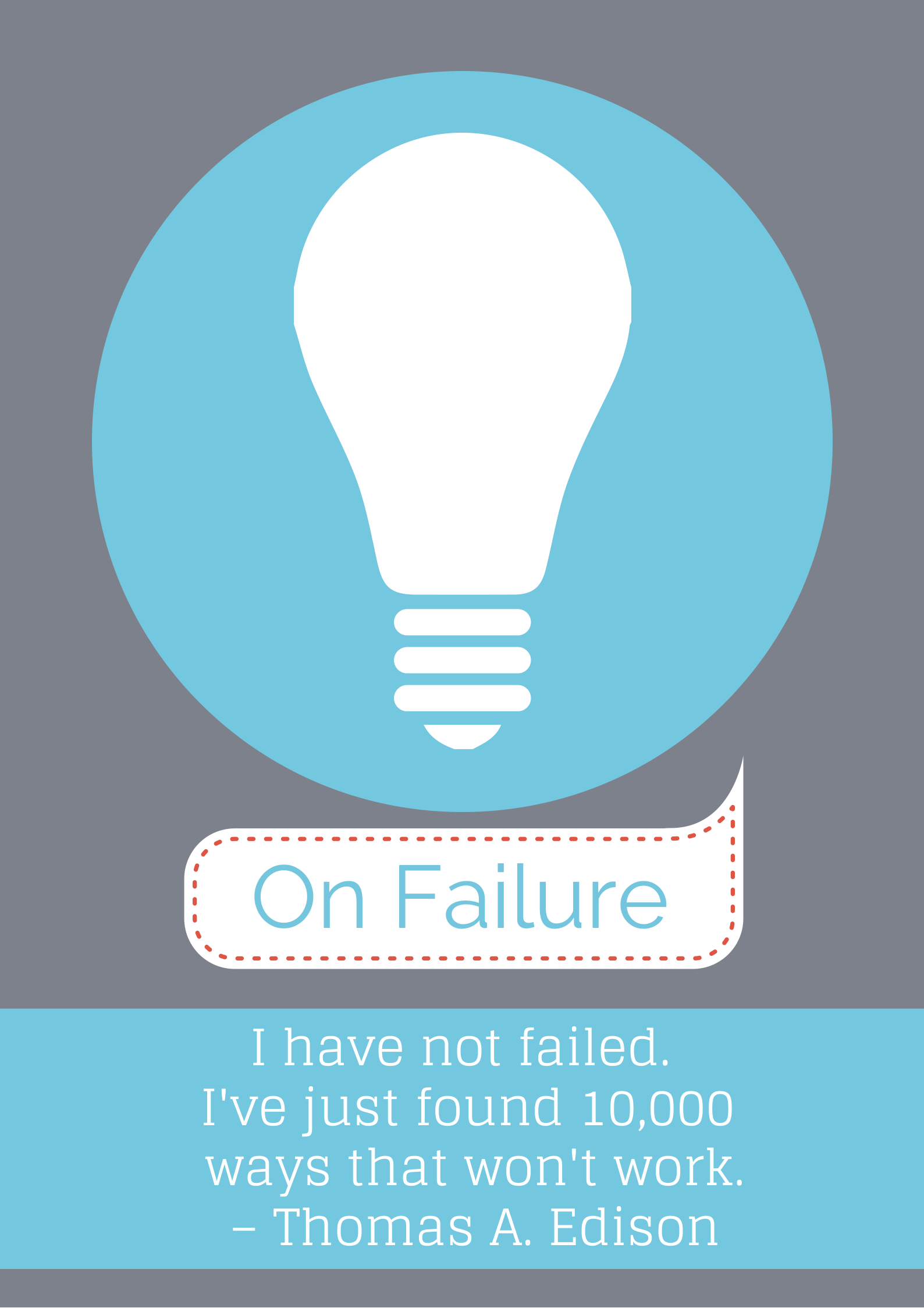on failure for The Gutsy Girl's Bible 2.0 #guthealing via www.agutsygirl.com 119 page ebook