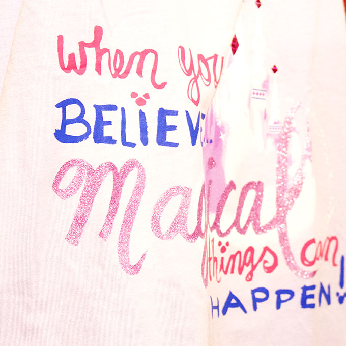 When you believe magical things can happen www.agutsygirl.com Disneyland