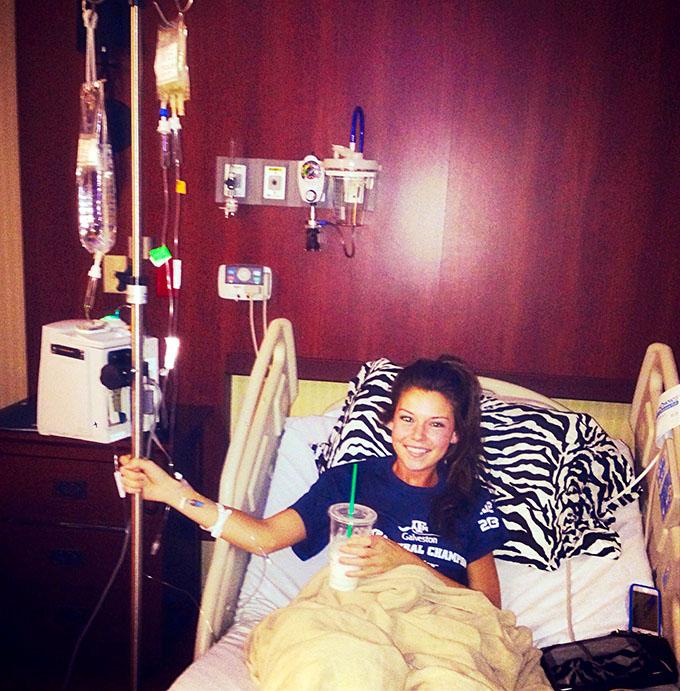 www.agutsygirl.com Story of Abby Lindblade