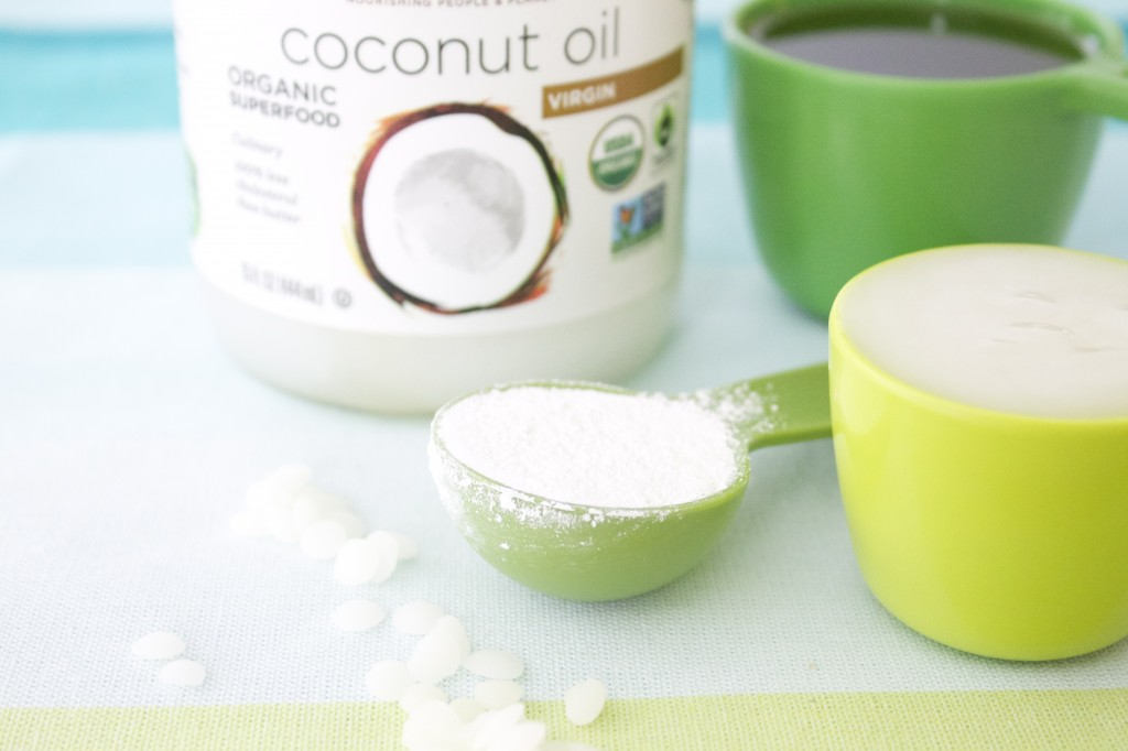 DIY Sunscreen with Nutiva Coconut Oil. Consumers are tired of the standard, chemical-filled sunscreens. www.sarahkayhoffman.com