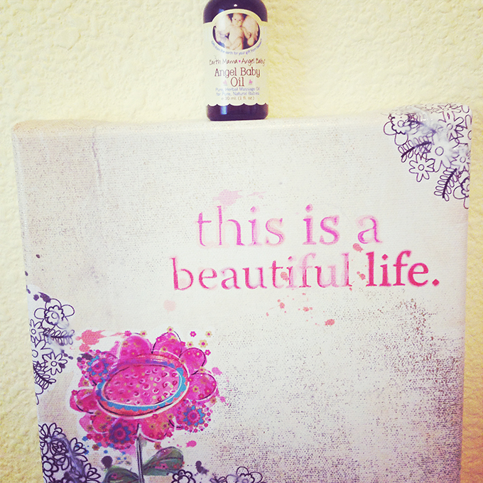 This is a beautiful Life with Earth Mama www.agutsygirl.com